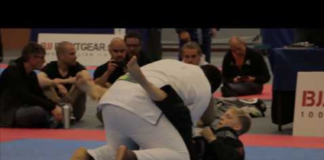 Purple belt submits black belt bjjspot