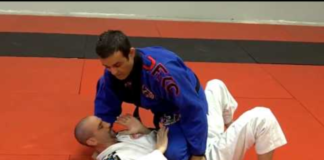 attacks from knee on belly bjjspot