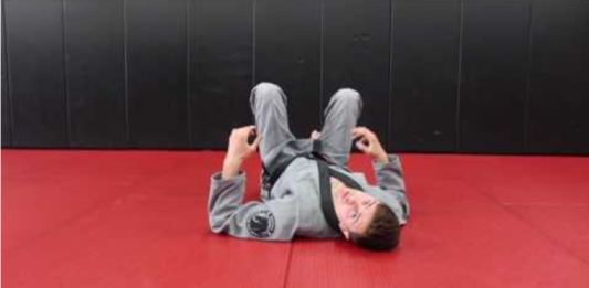 BJJ solo drills to improve your guard bjjspot