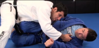 Knee Shield Presure Pass with Rodolfo Vieira bjjspot