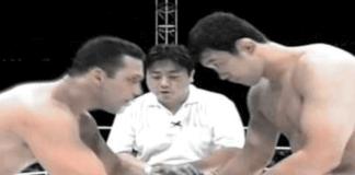 Sakuraba vs The Gracie's