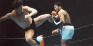 Muhammad Ali MMA Fight