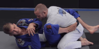 wrist lock is a joint lock that effects wrist joint through hand rotation. Wrist locks are very common in martial arts like Jujitsu, Aikido, Krav Maga, Hapkido were they are used as self-defense techniques.