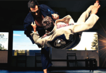 bjj takedowns