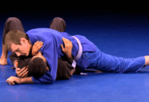 basic jiu jitsu positions