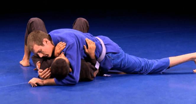 basic jiu jitsu positions