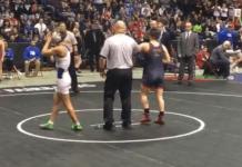 Transgender Athlete Wins a Girls State Wrestling Championship