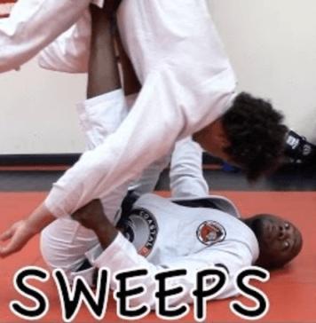 basic jiu jitsu sweeps
