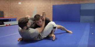 How To Kill The Rubber Guard- Garry Tonon