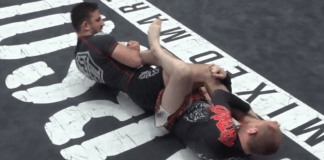 Terrible Leg Break as a result of Heel Hook