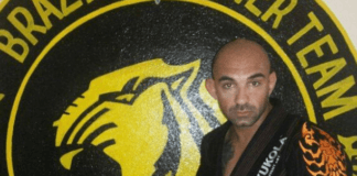 BJJ black belt who shattered student's jaw for slacking off is jailed for two years.