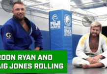 Gordon Ryan and Craig Jones in the gi