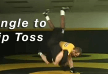 Hip toss: How to throw your opponent in style