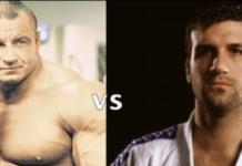World's Strongest Man vs. Rolles Gracie