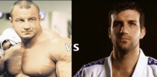 World's Strongest Man vs. Rolles Gracie