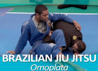 Omoplata: How to setup and execute this move