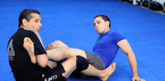 Ankle lock - History and Mechanics behind this Leg Lock