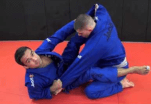 Scissor Sweep - Easy Beginner Sweep that you Should Learn