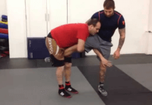 Single Leg Takedown - Most important key takedown for MMA and BJJ