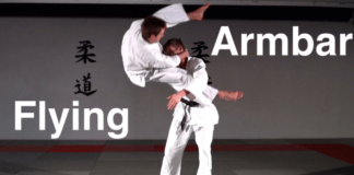 Flying Armbar - Unorthodox BJJ Move to Finish your Fights Fast