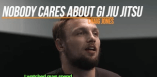 Craig Jones: Nobody Cares About Gi Jiu Jitsu