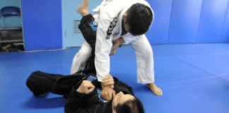 Leg Drag Pass - Powerful and Effective Guard Pass