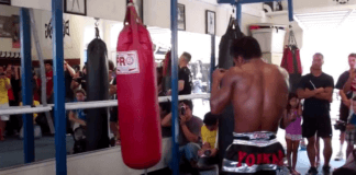 Best Muay Thai Heavy Bags 2018