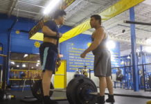 Teenager Attacked by Stranger for Deadlifting