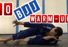 How to Warm Up Efficiently for BJJ- Bjj warm up