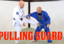 How to Efficiently Pull Guard and Submit Opponent Soon After