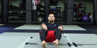Post-workout recovery – effective ways to recover after a BJJ practice