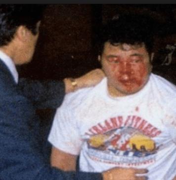 Yoji Anjo vs Rickson Gracie Dojo Storm