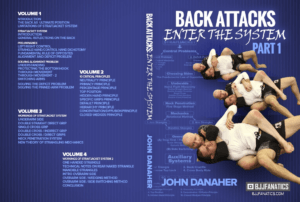 John Danaher DVD – Back Attacks System