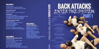 John Danaher DVD – Back Attacks System