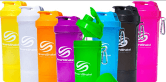 The Best BJJ Blender Bottle Protein Shaker for 2019