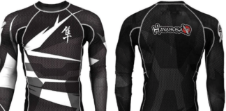Hayabusa Rash Guard Review
