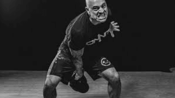 Joe Rogan Kettlebell Workout for MMA and BJJ