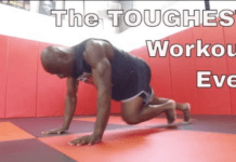 Bodyweight Workout for BJJ Practicioners