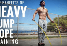 Rope jumping for BJJ - Workout example