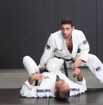 Knee on Belly – Attacks and Escapes