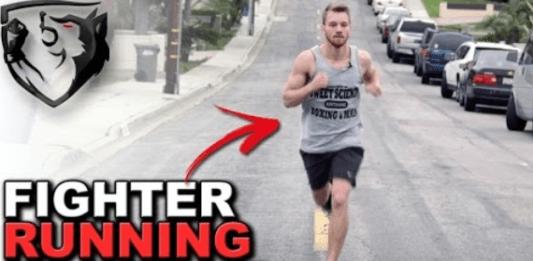 Running for Jiu jitsu