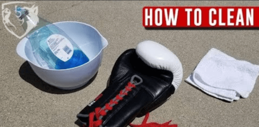 How to Naturally Clean & Deodorize Boxing Gloves