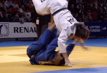 The Tomoe Nage and Sumi Gaeshi BJJ takedown