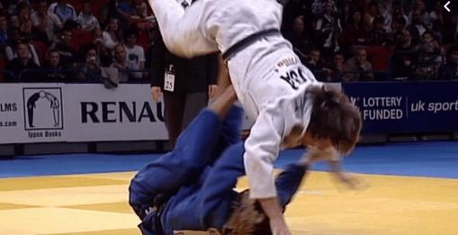 The Tomoe Nage and Sumi Gaeshi BJJ takedown