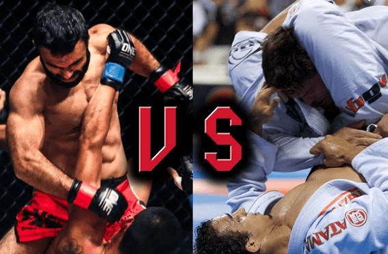 Top BJJ stars in MMA 2019