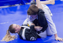Rolling with Girls in BJJ - 4 strange male behaviors