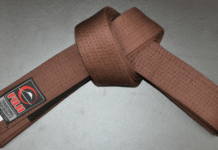 What does it mean to be a Brown Belt in BJJ?