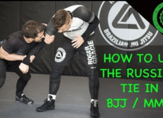 Russian Tie in BJJ: what is it and how to use it?