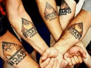 Bjj Clubs tattoos