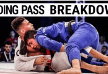 Folding Guard Pass - Key Details